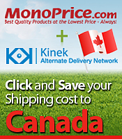 MonoPrice now offering another shipping option for Canadians