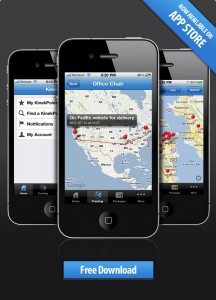 Kinek iPhone App for the US Border!
