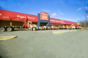 Our Massena, NY KinekPoint for cross border shoppers